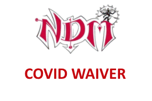 Covid Waiver Form