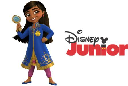 Disney Junior's Mira, Royal Detective