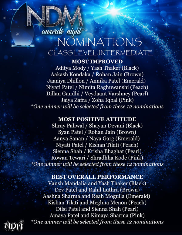 NDM-Awards-Night-Nominations-Class-Level-Intermediate