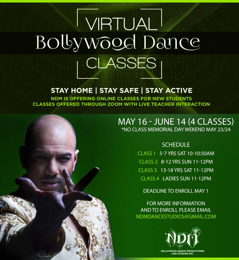 NDM Virtual Classes