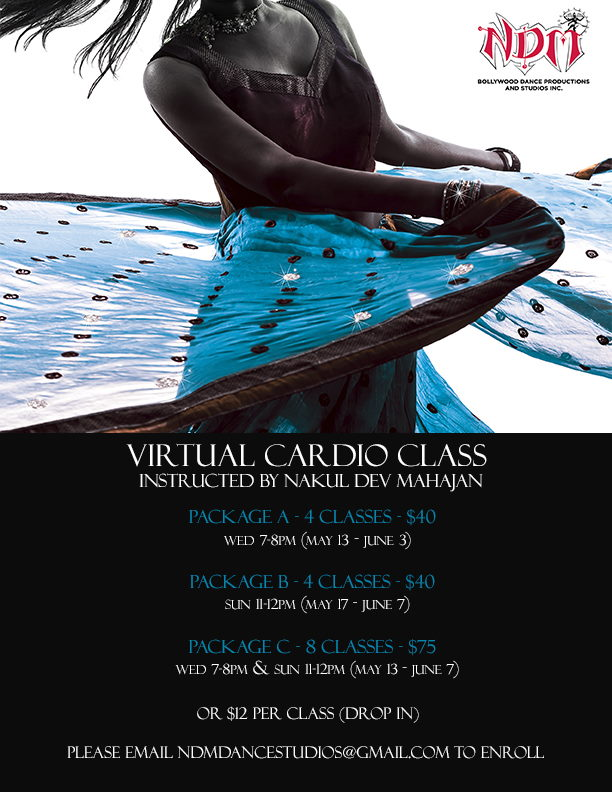Virtual Cardio Classes